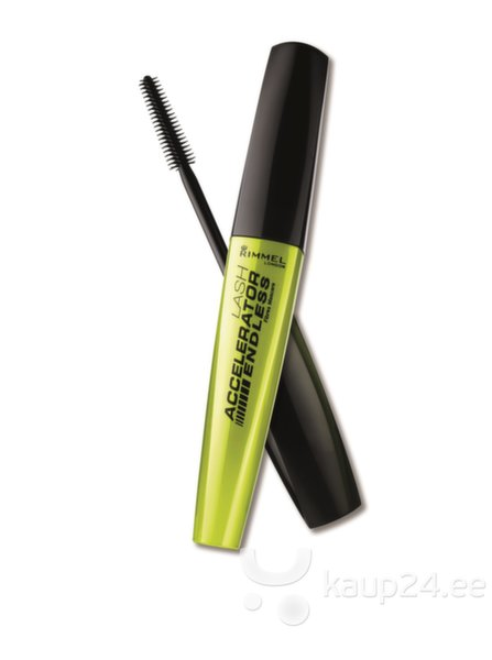 Тушь для ресниц Rimmel Lash Accelerator Endless 11 ml цена и информация | Silmadele | kaup24.ee