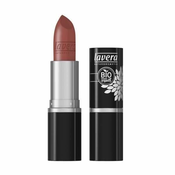 Looduslik huulepulk Lavera Modern Caramel, 4.5 g цена и информация | Huulepulgad, palsamid, huuleläiked | kaup24.ee
