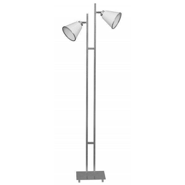 Põrandalamp Emibig MELEX, valge hind ja info | Põrandavalgustid | kaup24.ee