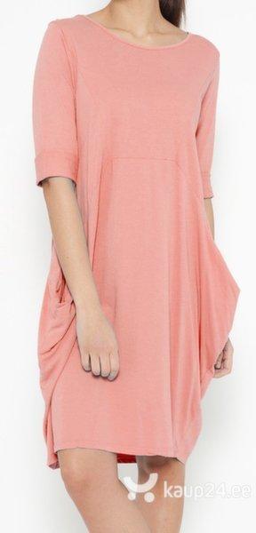Naiste kleit Tantra, roosa цена и информация | Kleidid | kaup24.ee