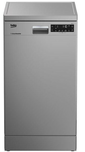Nõudepesumasin Beko DFS29030X цена и информация   Nõudepesumasinad   kaup24.ee