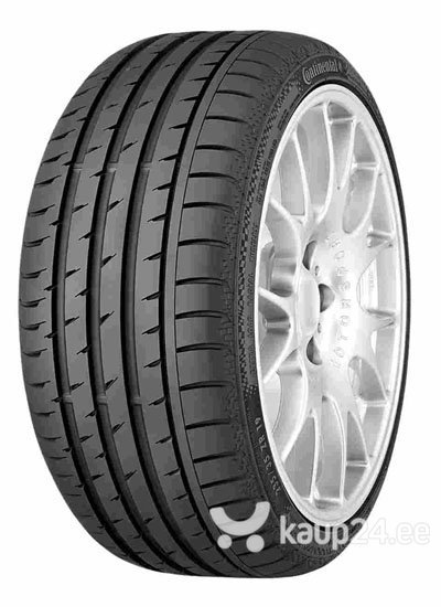 Continental ContiSportContact 3 245/40R18 93 Y MO FR цена и информация | Rehvid | kaup24.ee