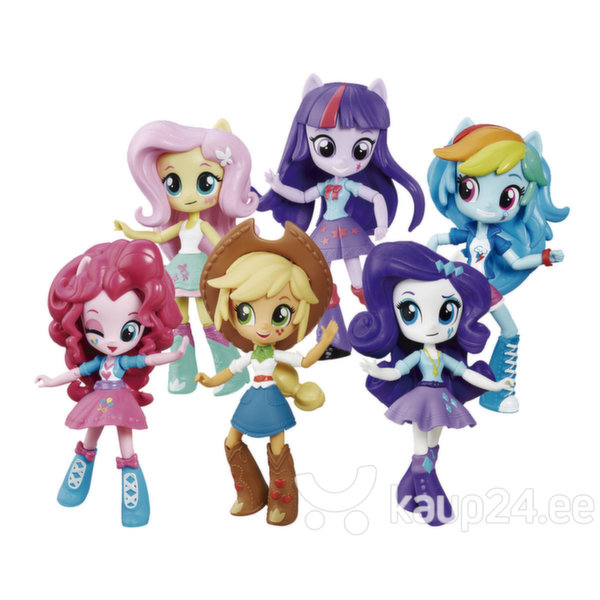 Väike nukk Equestria My Little Pony, B4903EU4, 1 tk цена и информация | Tüdrukute mänguasjad | kaup24.ee