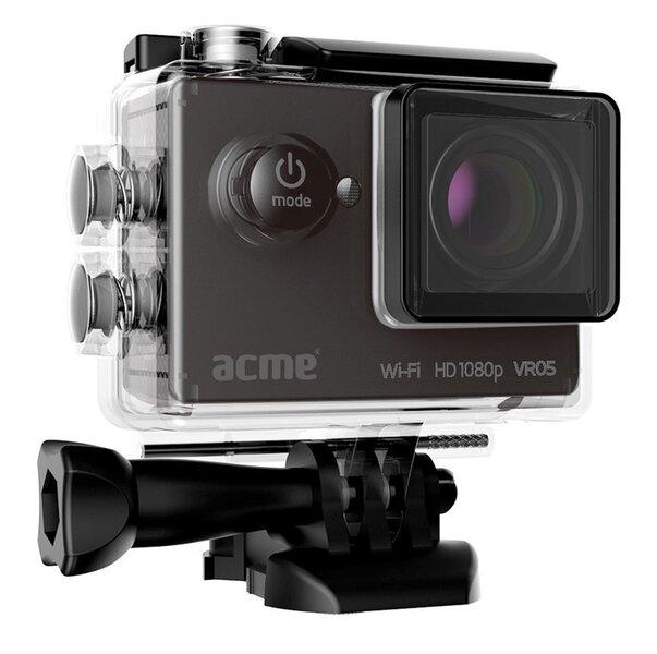 Seikluskaamera ACME VR05 Full HD sports & action camera with Wi-Fi цена и информация | Seikluskaamerad | kaup24.ee