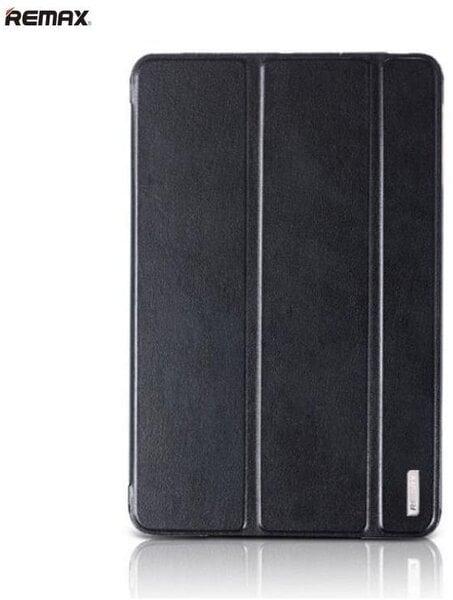 Kaitseümbris Remax Smart Ultra Slim sobib Apple iPad Air 2, must hind ja info | Tahvelarvuti kaaned ja kotid | kaup24.ee