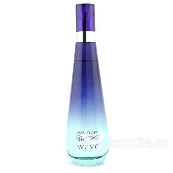Tualettvesi Davidoff Cool Water Wave EDT naistele 50 ml цена и информация | Naiste lõhnad | kaup24.ee