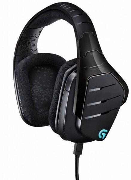 Kõrvaklapid Logitech G633 Artemis Spectrum цена и информация | Kõrvaklapid, mikrofonid | kaup24.ee