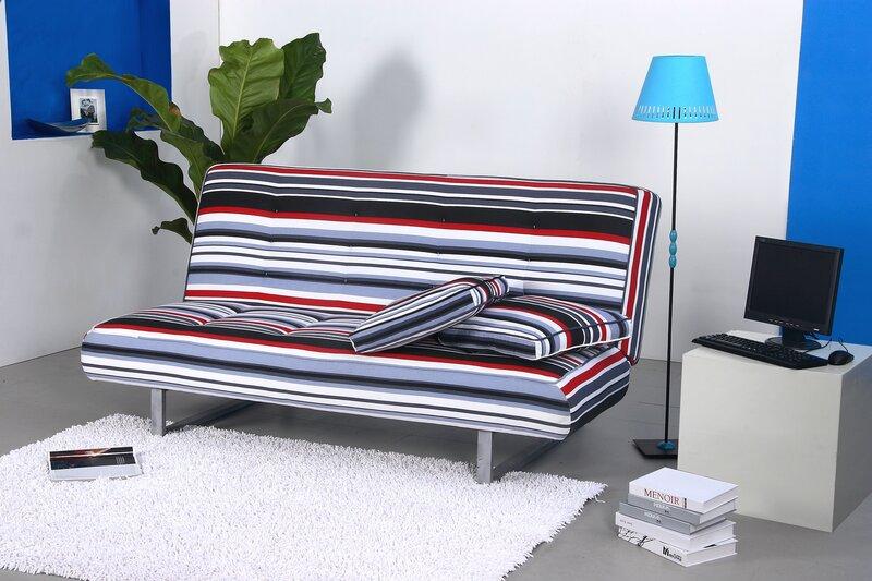 Sohva Darfield, triibuline hind ja info | Diivanid ja pehme mööbel | kaup24.ee