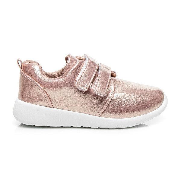 Tüdrukute spordijalatsid, roosa цена и информация | Laste jalanõud | kaup24.ee