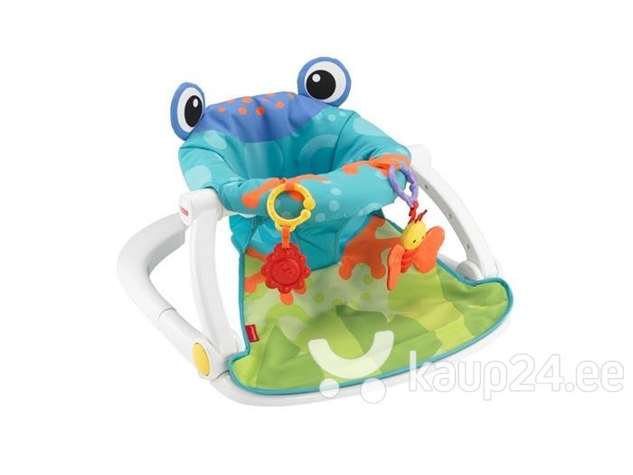 Istumistool Fisher Price Froggy, BFB12 цена и информация | Lamamistoolid | kaup24.ee