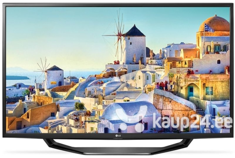 Teler LG 49UH6207 цена и информация | Telerid | kaup24.ee