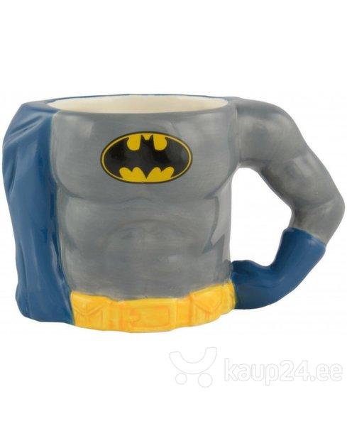 Joogitass BATMAN 3D цена и информация | Originaalsed tassid | kaup24.ee