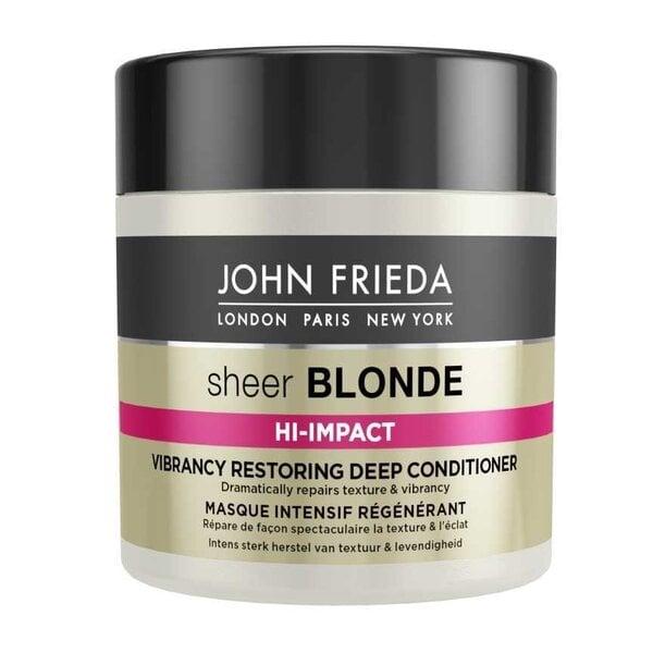 Taastav mask John Frieda Sheer Blonde Hi-Impact 150 ml цена и информация | Maskid, õlid, seerumid | kaup24.ee