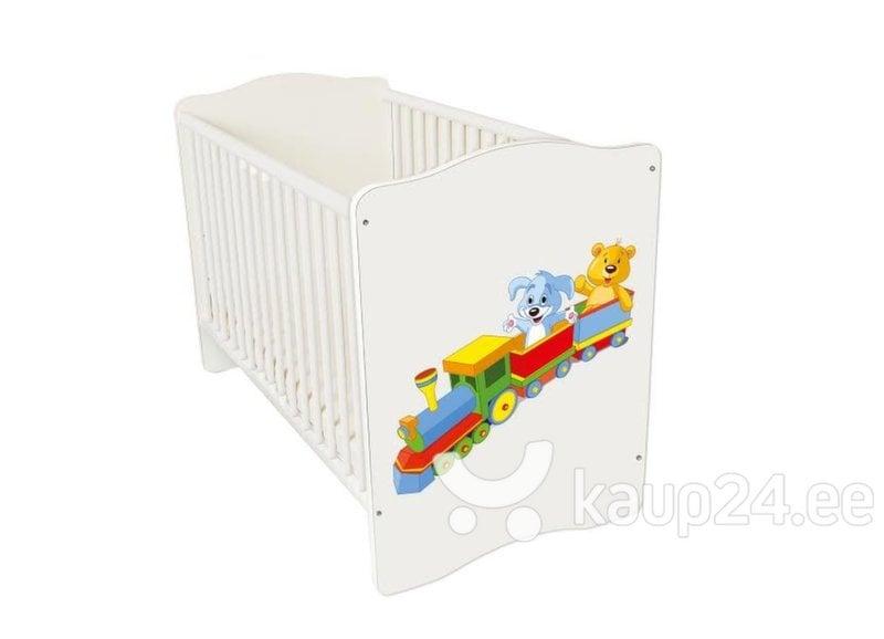 Lastevoodi Amila Baby 19 I hind ja info | Lastetoamööbel | kaup24.ee