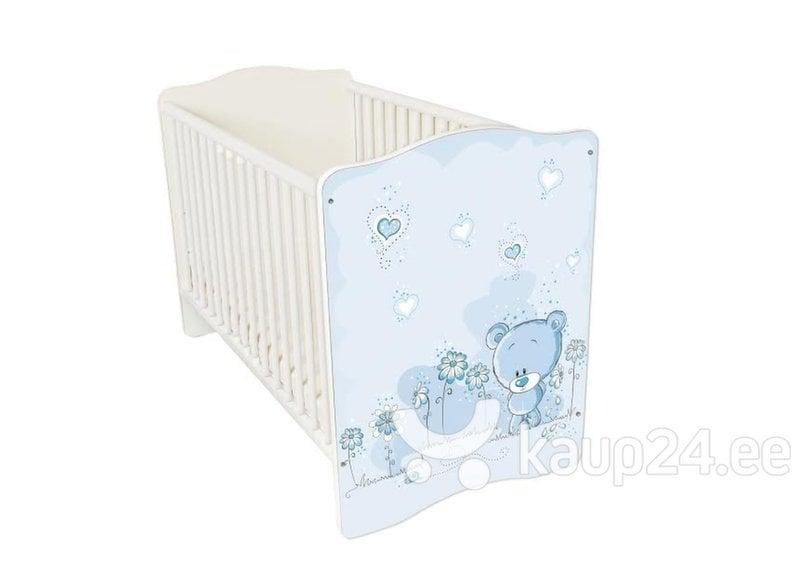 Lastevoodi Amila Baby 12 I hind ja info | Lastetoamööbel | kaup24.ee