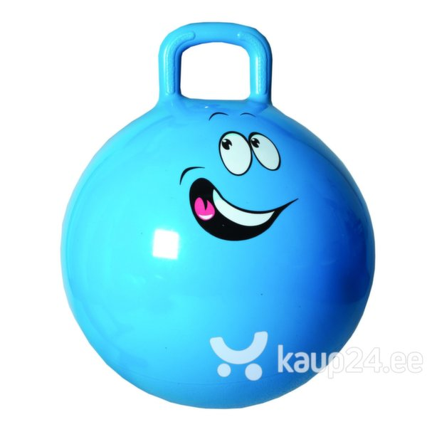 Laste hüppepall Gerardo's toys My first fun Ball, 50 cm, 38566 цена и информация | Joogamatid ja võimlemispallid | kaup24.ee