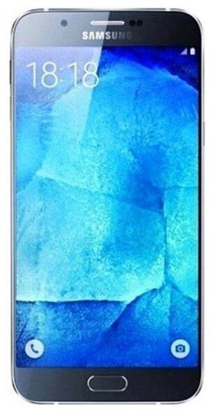 Mobiiltelefon Samsung Galaxy A8 32GB Dual SIM (A800IZ), must цена и информация   Mobiiltelefonid   kaup24.ee