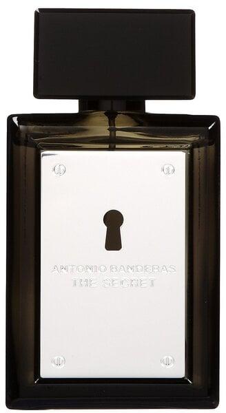 Tualettvesi Antonio Banderas The Secret EDT meestele 50 ml hind ja info | Meeste lõhnad | kaup24.ee