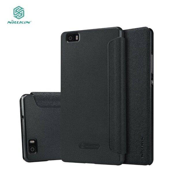 Kaitseümbris Nillkin Fresh sobib Huawei Honor 5C/7 Lite, must hind ja info | Mobiili ümbrised, kaaned | kaup24.ee