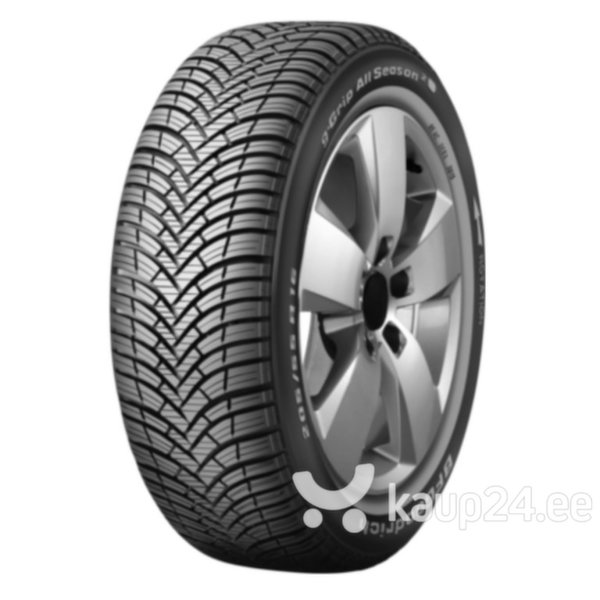 BF Goodrich G-GRIP ALL SEASON 2 195/65R15 91 T цена и информация | Rehvid | kaup24.ee