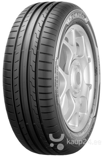 Dunlop SP BLURESPONSE 205/55R16 91 H цена и информация | Rehvid | kaup24.ee