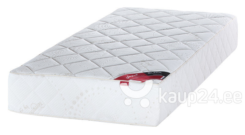 Madrats Sleepwell BLACK Multipocket Lux 140x200 cm цена и информация | Madratsid | kaup24.ee