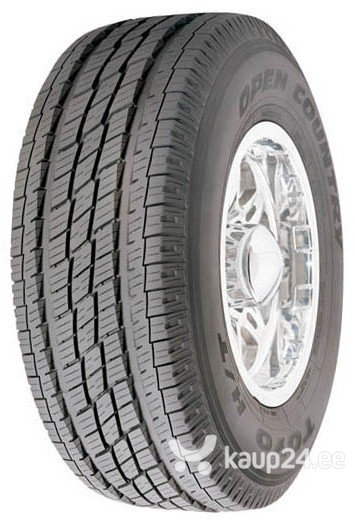 Toyo OPEN COUNTRY H/T 265/75R16 119 S XL цена и информация | Rehvid | kaup24.ee