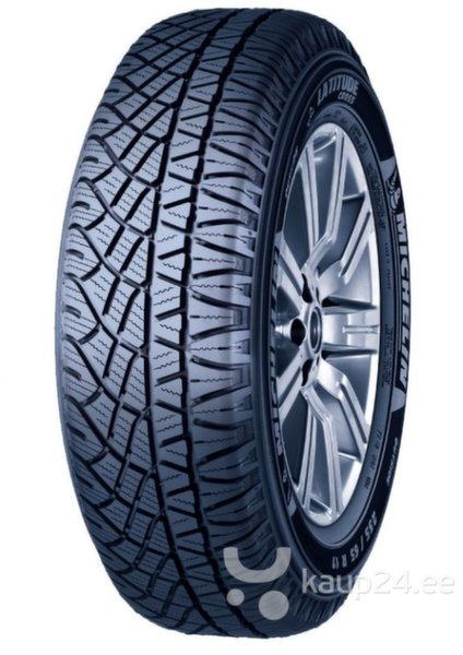 Michelin LATITUDE CROSS 255/65R16 113 H цена и информация | Rehvid | kaup24.ee