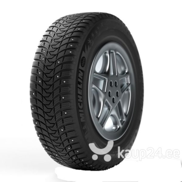 Michelin X-ICE NORTH XIN 3 215/60R17 100 T XL цена и информация | Rehvid | kaup24.ee