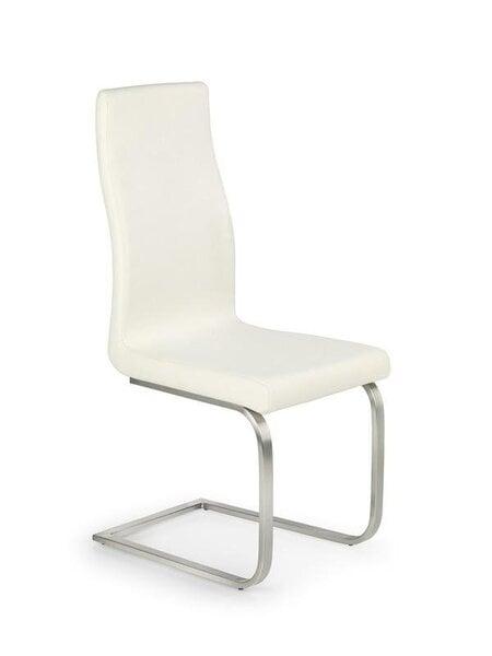4 tooli komplekt K140, kreemikas цена и информация | Köögitoolid | kaup24.ee