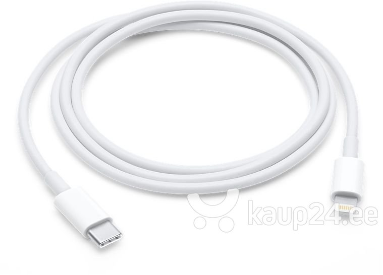 Kaabel Apple Lightning - USB-C 1 m цена и информация | Kaablid | kaup24.ee