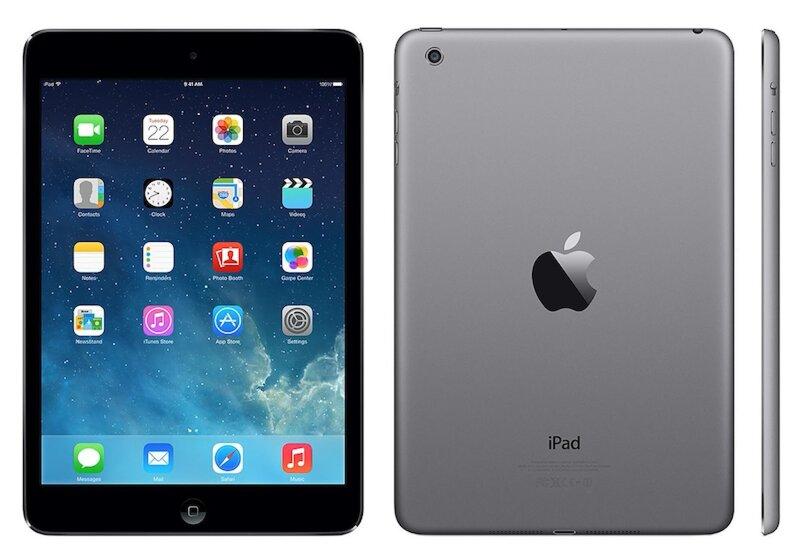 Apple iPad Mini Retina WiFi (32GB), hall, ME277HC/A hind ja info | Tahvelarvutid | kaup24.ee