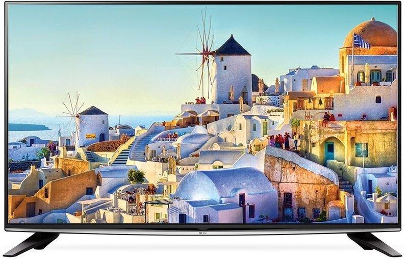 Teler LG 50UH635V hind ja info | Telerid | kaup24.ee