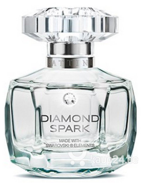 Parfüümvesi Jacques Battini Swarovski Diamond Spark EDP naistele 50 ml цена и информация | Naiste lõhnad | kaup24.ee