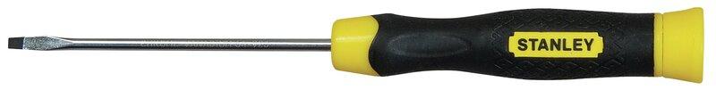 Kruvikeeraja miinus otsaga Stanley 2,5 X 75mm 0-64-923 hind ja info | Käsitööriistad | kaup24.ee