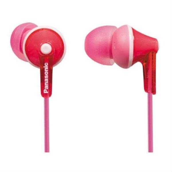 Kõrvaklapid Panasonic RP-HJE125E, roosa hind ja info | Kõrvaklapid, mikrofonid | kaup24.ee