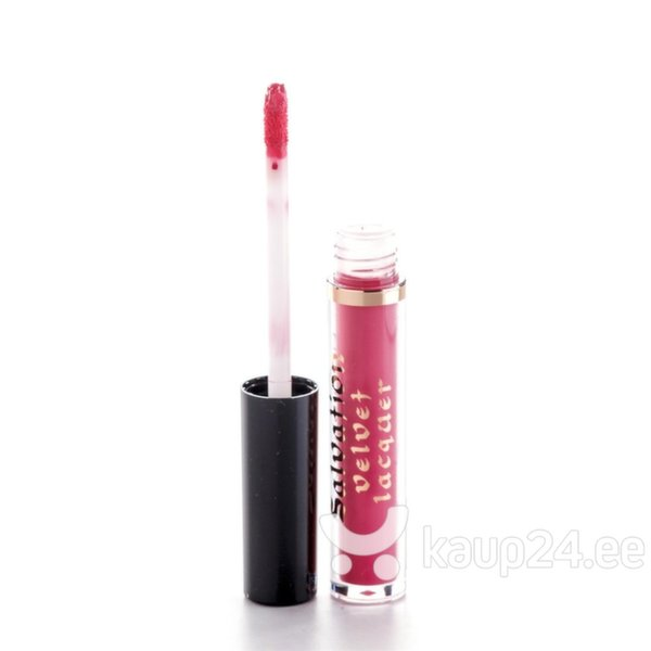 Huuleläige Makeup Revolution Salvation Velvet Lip Lacquer 2 ml цена и информация | Huulepulgad, palsamid, huuleläiked | kaup24.ee