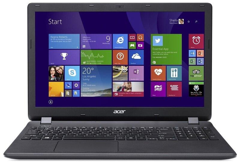 Acer Aspire ES ES1-531 (NX.MZ8EL.076) цена и информация | Sülearvutid | kaup24.ee