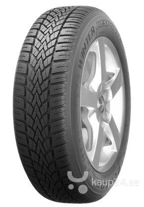 Dunlop SP WINTER RESPONSE 2 195/65R15 91 T цена и информация | Rehvid | kaup24.ee