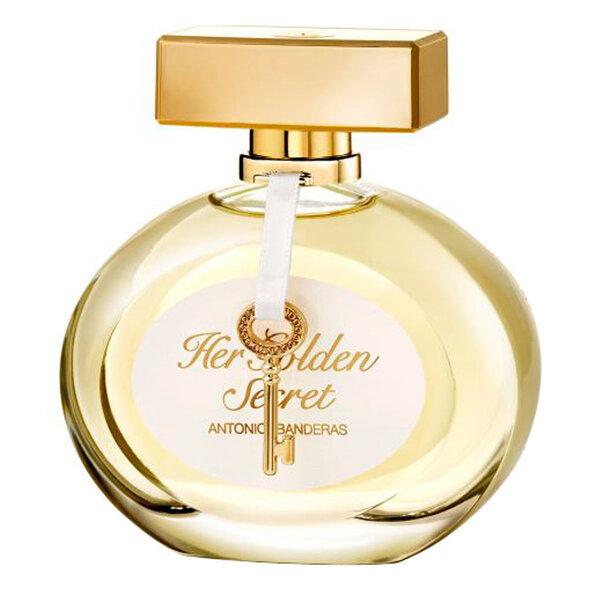 Tualettvesi Antonio Banderas Her Golden Secret EDT naistele 50 ml hind ja info   Naiste lõhnad   kaup24.ee