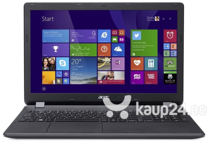 Sülearvuti Acer Aspire ES ES1-132 (NX.GGKEH.001) hind ja info | Sülearvutid | kaup24.ee