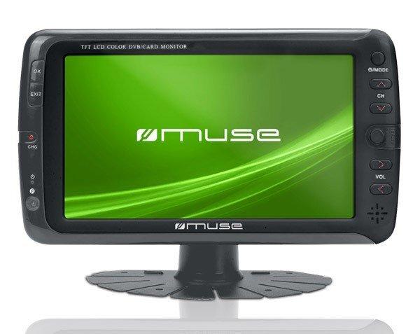 Kaasaskantav TV MUSE M-115 TV hind ja info | Telerid | kaup24.ee