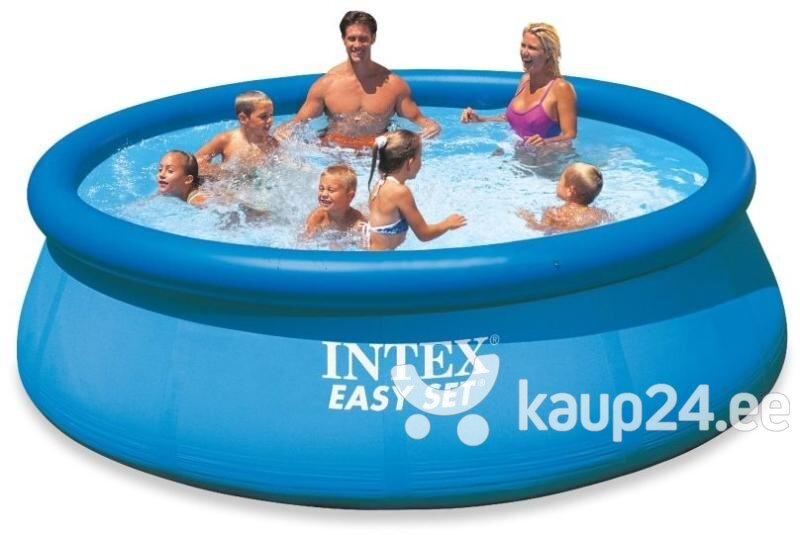 Bassein filtriga Intex Easy Set 396 x 84 cm