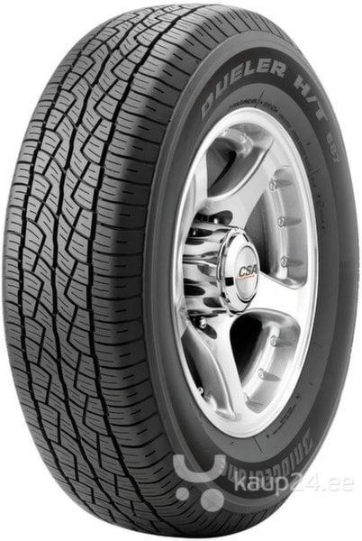 Bridgestone Dueler H/T 687 215/70R16 100 H цена и информация | Rehvid | kaup24.ee