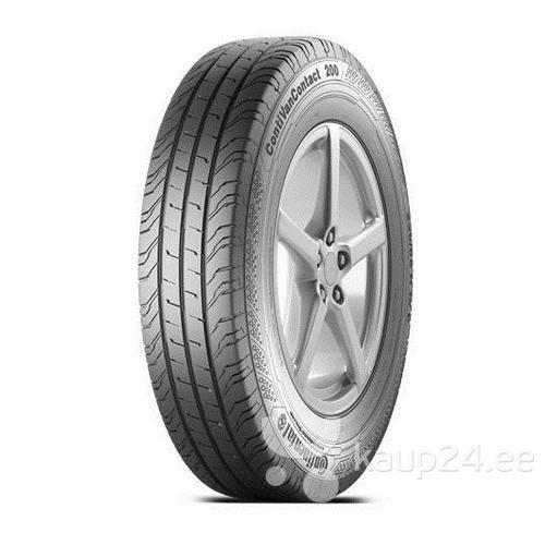 Continental ContiVanContact 200 195/70R15 104 R XL цена и информация | Rehvid | kaup24.ee