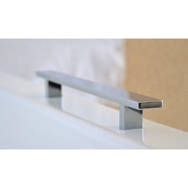 Ручка для ванны Piramida Quadro, 1 шт. цена и информация | Lisatarvikud vannidele | kaup24.ee