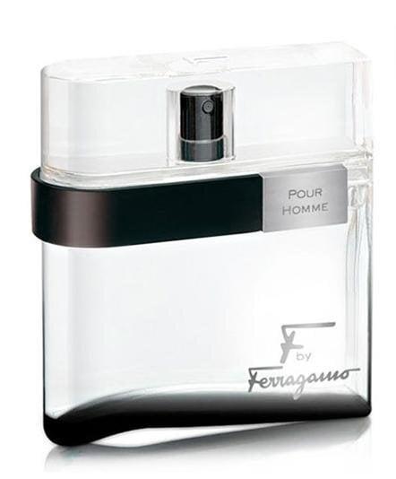Tualettvesi Salvatore Ferragamo F by Ferragamo Black Pour Homme EDT meestele 100 ml hind ja info | Meeste lõhnad | kaup24.ee