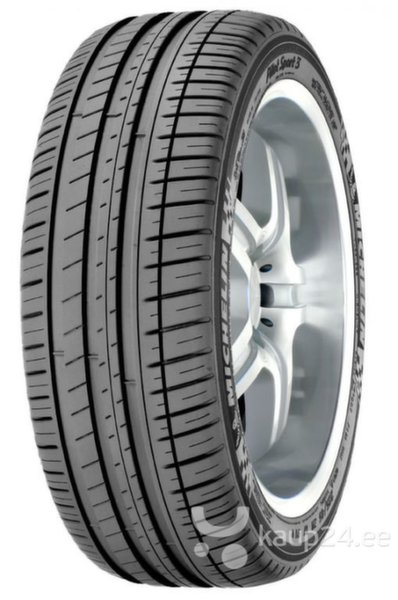 Michelin PILOT SPORT PS3 245/40R17 91 Y цена и информация | Rehvid | kaup24.ee