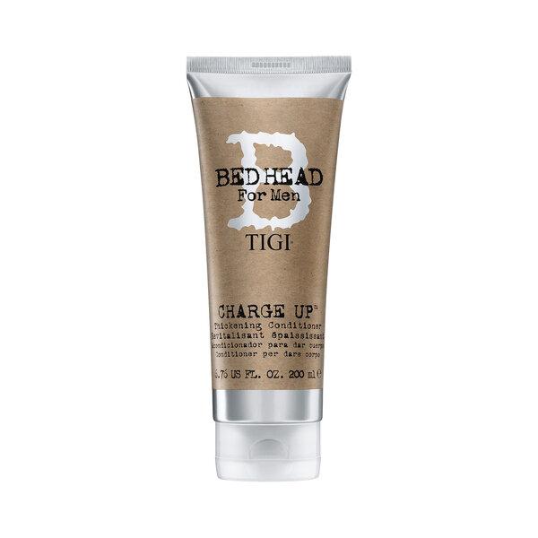 Tigi B for Men Charge Up Thickening Бальзам для мужчин, придающий волосам объём цена и информация | Juuksepalsamid | kaup24.ee