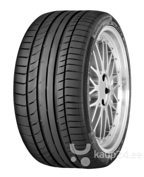 Continental ContiSportContact 5P 235/40R20 96 Y MO цена и информация | Rehvid | kaup24.ee
